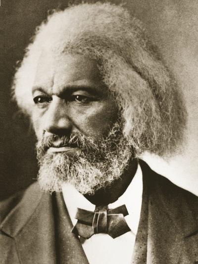 Frederick Douglass-Mathew Brady-Giclee Print