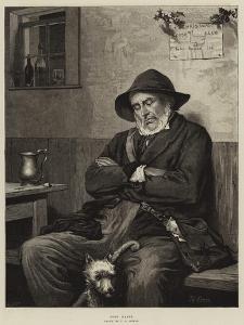 Post Haste by Frederick George Cotman