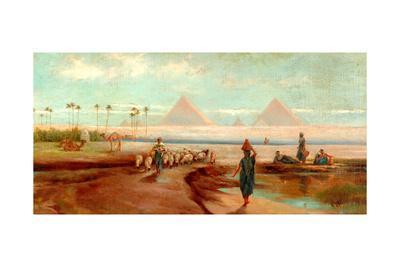 Outside Cairo