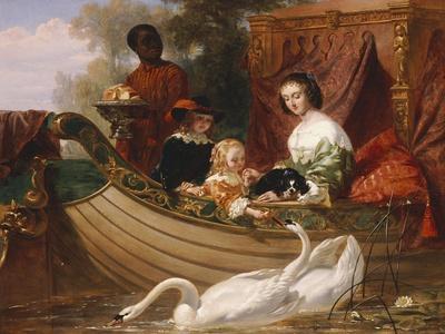 The Children of King Charles I