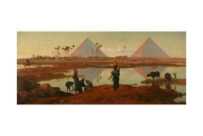 The Water of the Nile, 1893