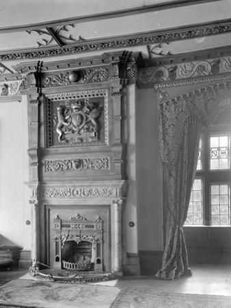 Drawing Room, Brereton Hall by Frederick Henry Evans