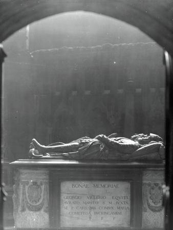 Tomb of Sir George Villiers and His Wife Mary