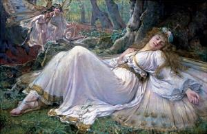 Titania by Frederick Howard Michael