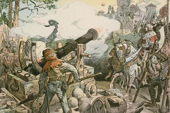Frederick I-Carl Rohling-Giclee Print