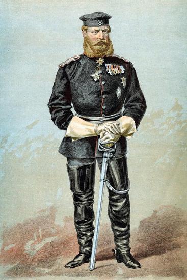 Frederick III (1831-188), Emperor of Germany, 1870--Giclee Print