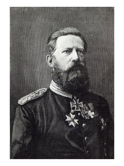 Frederick III, from 'Leisure Hour', 1888--Giclee Print