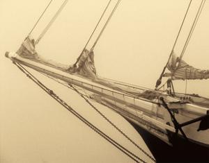 Breaking the Mist I by Frederick J^ LeBlanc