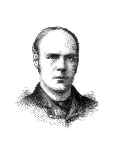 Frederick John Fargus, (Nom-De-Plume Hugh Conwa), English Novelist, 1885--Giclee Print