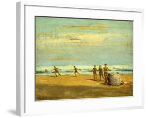 By the Seaside by Frederick John Mulhaupt