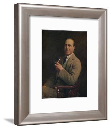 'Frederick John Nettleford', 1924, (1935)-George Hillyard Swinstead-Framed Giclee Print