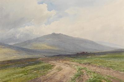 Yes Tor Near Okehampton, Dartmoor , C.1895-96