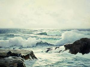 Silver Light by Frederick Judd Waugh