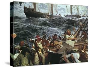 The Buccaneers by Frederick Judd Waugh