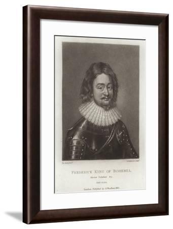 Frederick King of Bohemia-Sir Anthony Van Dyck-Framed Giclee Print
