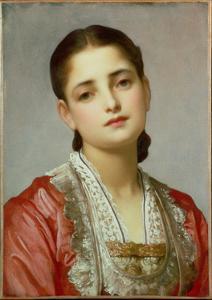 Anita by Frederick Leighton