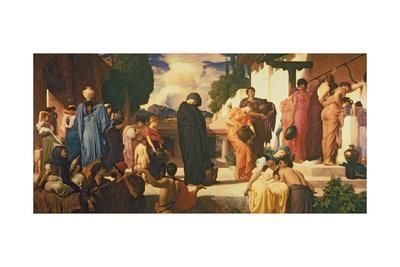 Captive Andromache, C.1888