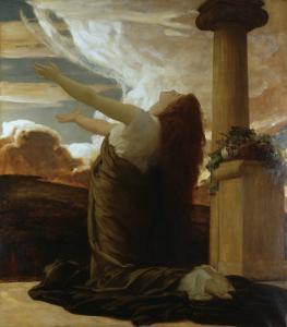Clytie, c.1895/96 by Frederick Leighton