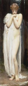 Crenaia (The Nymph of the Dargle), 1880 by Frederick Leighton