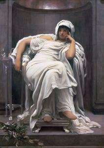 Fatidica, C.1893-94 by Frederick Leighton