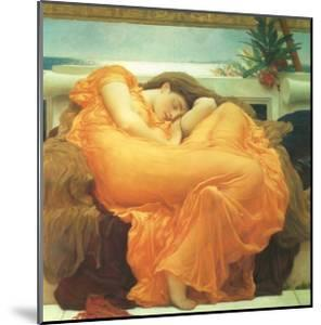 Flaming June, 1895 by Frederick Leighton