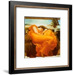 Flaming June, c.1895 by Frederick Leighton