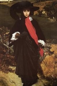 May Sartoris by Frederick Leighton