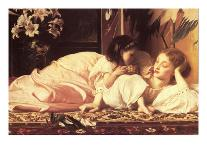 Light of the Harem-Frederick Leighton-Giclee Print