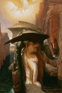 Perseus and Andromeda, C.1891 by Frederick Leighton