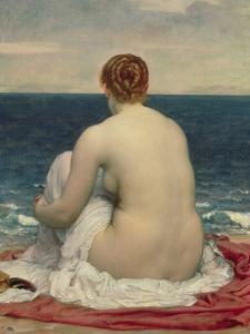 Psamanthe, 1880 by Frederick Leighton