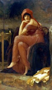 Sybil by Frederick Leighton