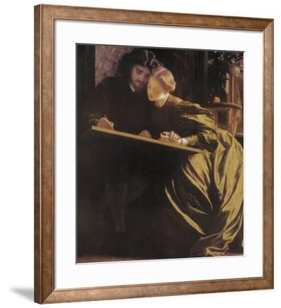 The Painter's Honeymoon, 1864