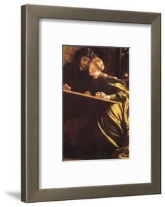 The Painter's Honeymoon by Frederick Leighton