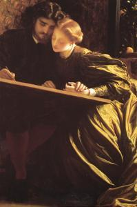 The Painter's Honeymoon by Frederick Leighton