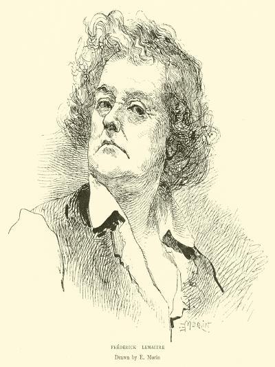 Frederick Lemaitre--Giclee Print