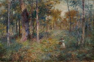 Child in the Bush, 1913 by Frederick McCubbin