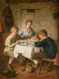 Dinner Time by Frederick Morgan
