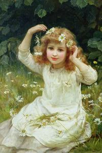 Marguerites, 1889 by Frederick Morgan