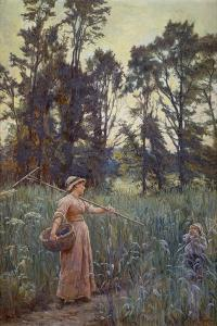 Not Far to Go by Frederick Morgan