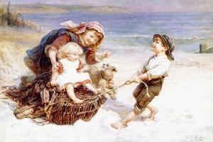 The Joy Ride by Frederick Morgan