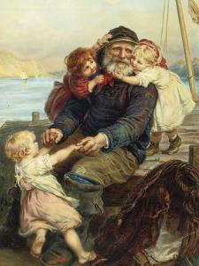 Who Do You Love by Frederick Morgan