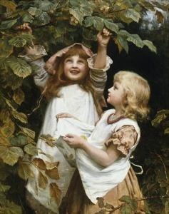Woodland Harvest by Frederick Morgan