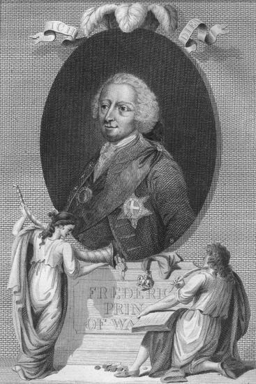 'Frederick, Prince of Wales', 1790-Unknown-Giclee Print