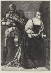 The Bribe by Frederick Richard Pickersgill