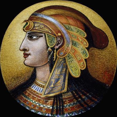 Egyptian Princess, 1868