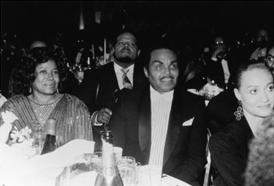 Katherine Jackson and Joe Jackson - 1988