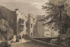 Brougham Hall, Westmoreland by Frederick William Hulme