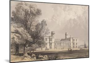 Castle Ashby, Northamptonshire by Frederick William Hulme