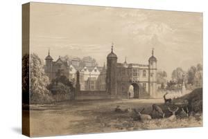 Charlecote, Warwickshire by Frederick William Hulme