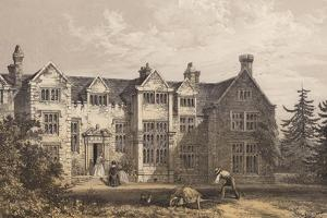 Loseley House, Surrey by Frederick William Hulme